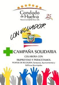 Condado de Huelva con Ecuador