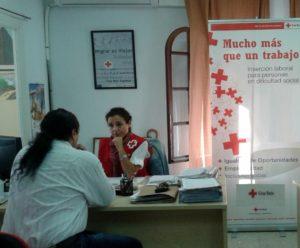 Cruz Roja Empleo