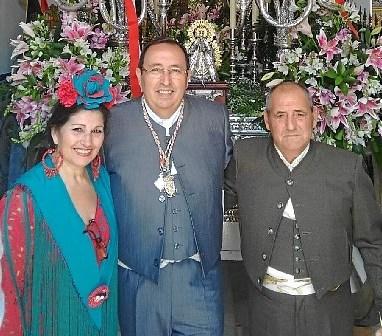 Mayordomos Montemayor 2017