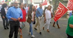 PSOE 1 de mayo