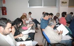 Junta de Accionistas del Recreativo de Huelva (Adrián del Pino)