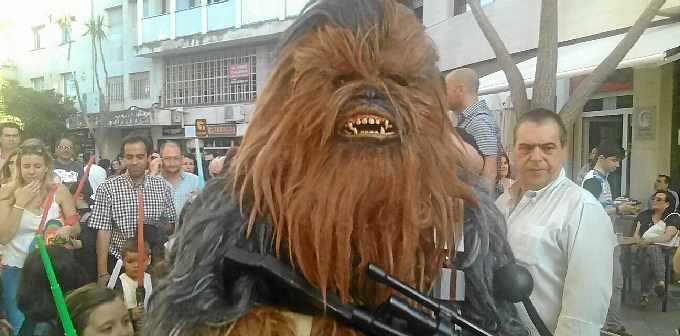 star wars desfile calles huelva dentro salon del comic (2)