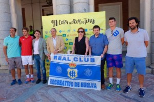 El Club de Tenis de Huelva con el Recreativo.