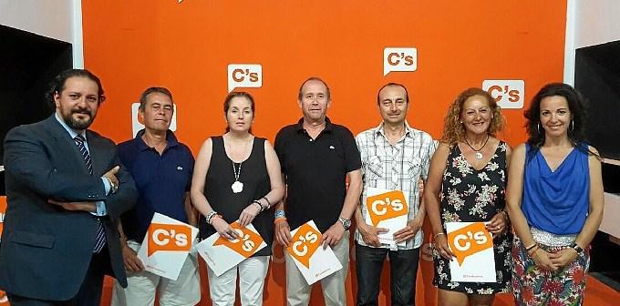 12-06-16 Grupo local Isla Cristina
