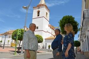 Embellecimiento iglesia San Juan del Puerto (4)