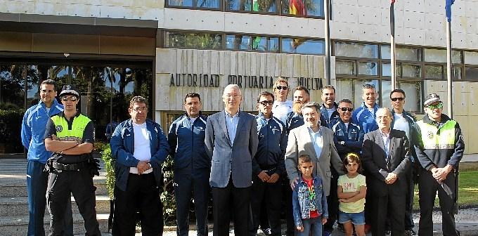 Policia Portuaria Juegos Policias y BomberosI