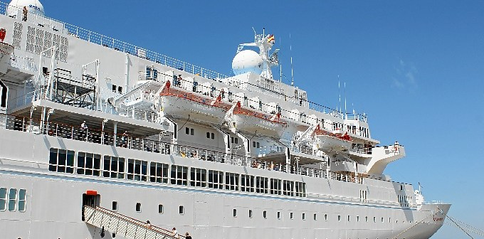 Thomson Spirit Puerto de Huelva