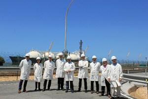 Visita Enagas Puerto Huelva2