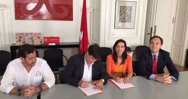 Convenio CEACNA-Banco Santander.