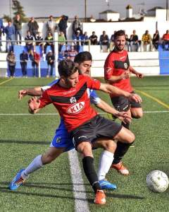 Jose Mari, renueva con el CD Pinzón.