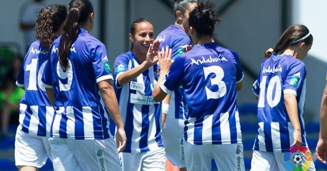 Cajasol Sporting-Santa Teresa.