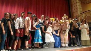 160722 Grupo de teatro El Encuentro