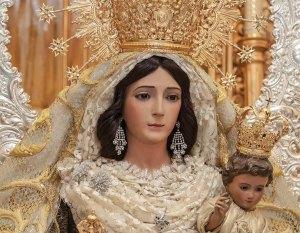 Cartel Fiestas Virgen del Carmen Paterna del Campo
