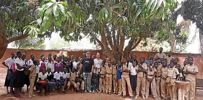 Escuela Costa de Marfil