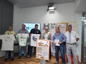 Presentación del Gran Premio de Paterna del Campo.