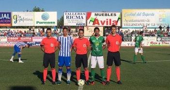 Villanovense-Recreativo de Huelva.