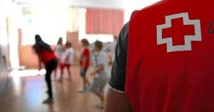 Foto Campamento Cruz Roja
