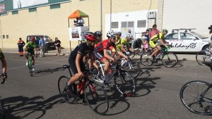 Ciclismo en Bollullos.