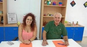 Nerea Ortega y Manuel Ortiz presentaron las jornadas