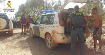 Rescate ciclistas Paterna