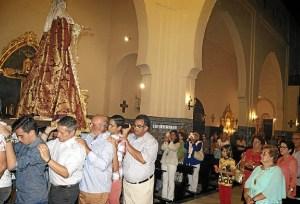 Virgen del Rosario Isla Cristina (1)