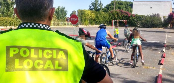 Visita Policia Local