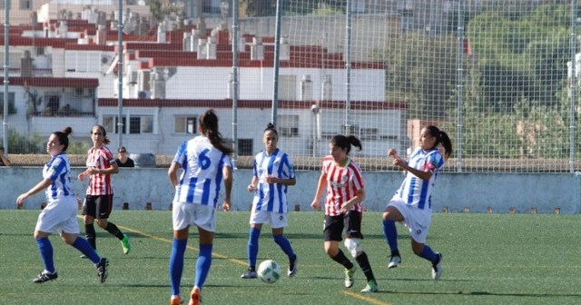 Cajasol Sporting-Athletic de Bilbao.
