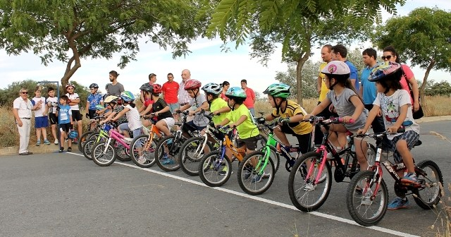 Actividades deportivas en Bollullos del Condado.