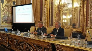 Director de la APH y presidente de HuelvaPort