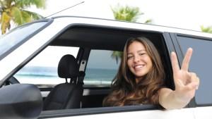 Mujeres más seguras al volante.