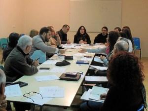 22.11.16 Comision Municipal Sin Hogar