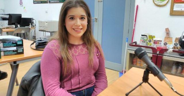 Ana Belén Huelva, nutricionista del Ciudad de Huelva.