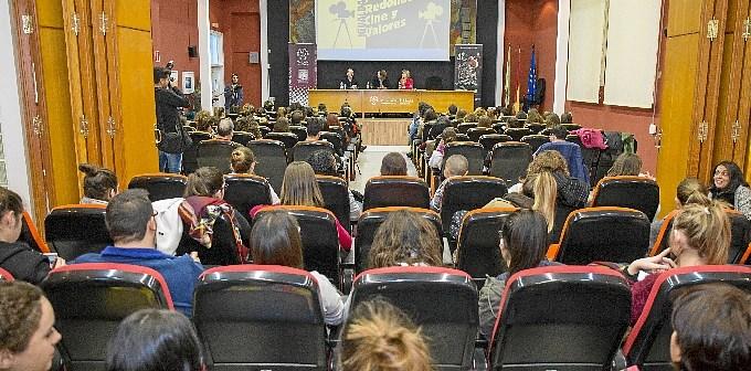 Jornada Cine y Valores Igualdad (1)