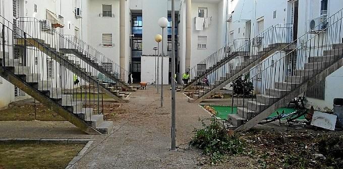 Obras Plaza de los Galeotes 1