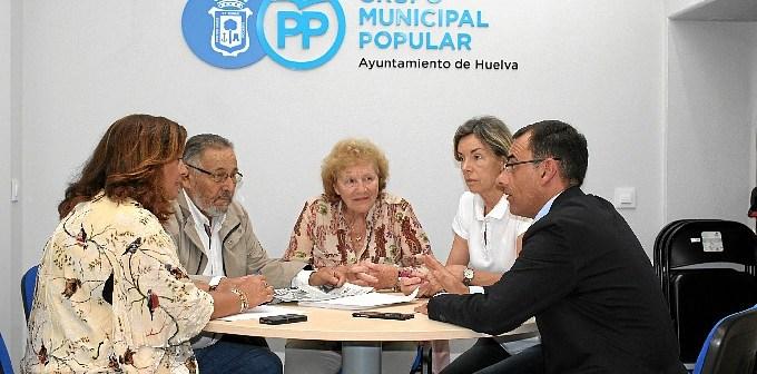 PP ayuntamiento huelva