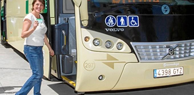 consorcio de transportes huelva
