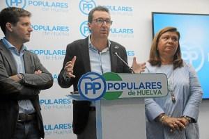 pp valoracion presupuestos junta andalucia para huelva