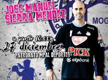 Torneo cuatro por cuatro de balonmano José Manuel Sierra.