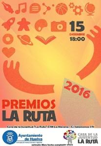 Cartel Premios 'La Ruta'