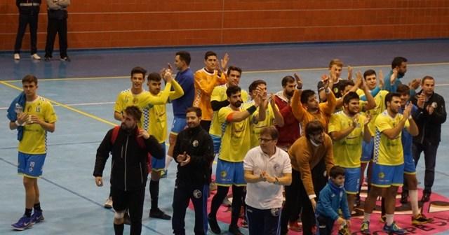 Jugadores del PAN celebrando la victoria.