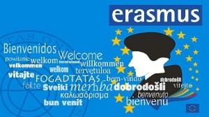 Erasmus bienvenidos