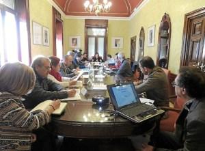 Foto Consejo Local Salud