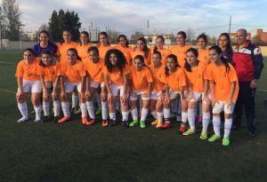Equipo de cantera del Fundación Cajasol Sporting.