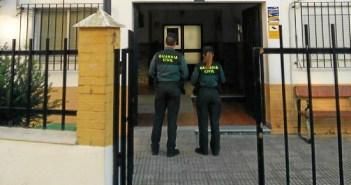 La Guardia Civil esclarece varios robos en Isla Cristina. 2