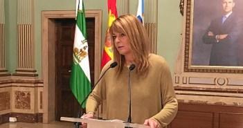 Pilar Miranda, portavoz del PP en el Ayuntamiento de Huelva (2)