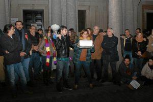 Protesta Contra Cortes de Luz y Pobreza energetica02