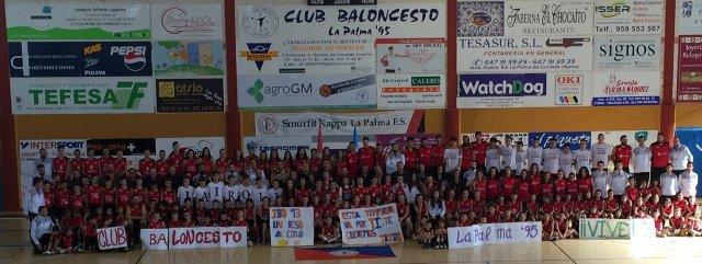Presentación CB La Palma 95.