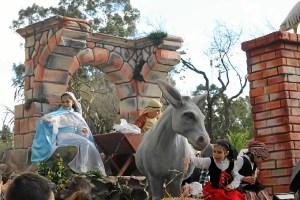 sorteo cabalgata de reyes en Huelva