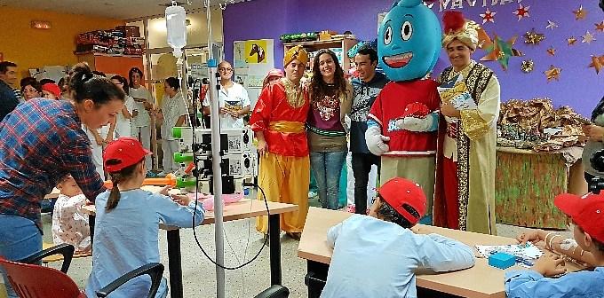 visita la banda complejo hospitalario