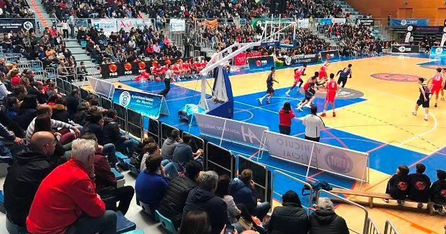 Campeonato de España final cadete.
